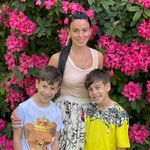 Silvia, Alexander e Maximilian - @sissi_lex_maxi - Instagram