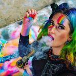 Alicia Rogan-Hanson - @all3ycat420 - Instagram