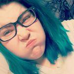 Alicia Slagle - @ieatflyingskittles - Instagram