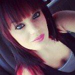 Alicia Stange - @fareeesssha - Instagram