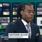 Antoine Allen - @antoinespeaker - Instagram