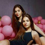 Aylla cabral e Alycia cabral 💙 - @ayllaandalycia - Instagram