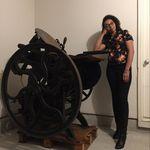 Alysa Buchanan - @buchananletterpress - Instagram