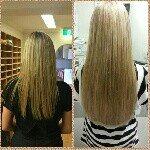 Angelica McGregor - @angelikhairextensionz - Instagram