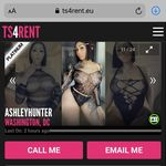 Ashley hunter - @fake_transworker - Instagram