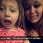 Brandy Burden - @maiyahburden13 - Instagram