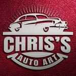 Chris Callen - @chriscallenautoart - Instagram