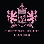 Christopher Schafer Clothier - @christopherschafer - Instagram