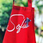 Delantales Personalizados - @delantalespersonalizados - Instagram