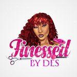 Destini Stamps - @_finessedbydes - Instagram