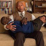Kevin Hart & Dwayne Johnson - @dwevin_jart - Instagram