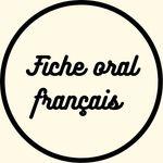 Fiches oral bac francais - @fichesbacfrancais - Instagram