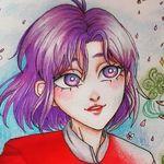 エレナちゃん - @elena_chan_art - Instagram