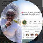 Rev Esther Ajayi - @love__of_christ_generatiion - Instagram