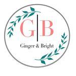 Ginger & Bright - @gingerandbright - Instagram