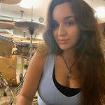 Margaret Marino - @drum_barbie - Instagram