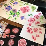 Marissa Mosley - @mmpaints86 - Instagram