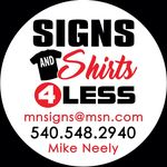 Mike Neely - @signs4less - Instagram