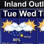 Meteorologist Quincy Vagell - @ctforecast - Instagram