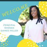 Rhonda Gaines-Miller - @principalgainesmiller - Instagram