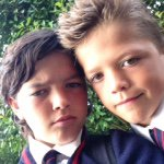 Owen And Keenan - @o_k_footballmad - Instagram
