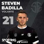 Steven Badilla Molina - @badillamolina - Instagram