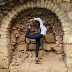 Rina shapiro - @_rinyoga_ - Instagram