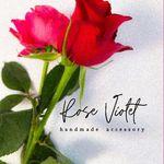 ブライダルアクセサリーRose Violet - @roseviolet_wedding - Instagram